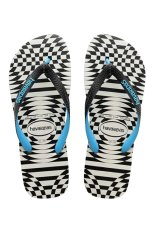 Havaianas Optical (Circles) Black/Blue