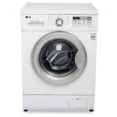 LG Front Loading Washer FM1061D6 - 6kg - Putih