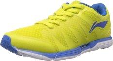 Li-ning Sepatu Lari ARBJ065-3 YL/BL