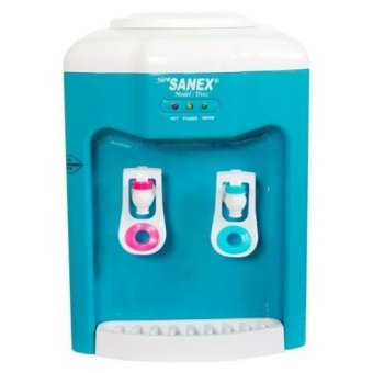 Sanex D 102 Dispenser Portable - Biru