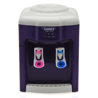 Sanex D 102 Dispenser Portable - Ungu