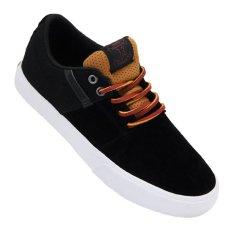 Supra Footwear - Stacks Vulc, Black/Brown/White