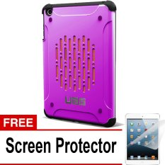 UAG Case for Ipad MIni 1 Urban Armor Gear - Pink + Gratis Screen Protector