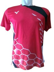 Victor Kaos Badminton Pls - Merah