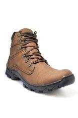 Zhoey Footwear Rockford Brown